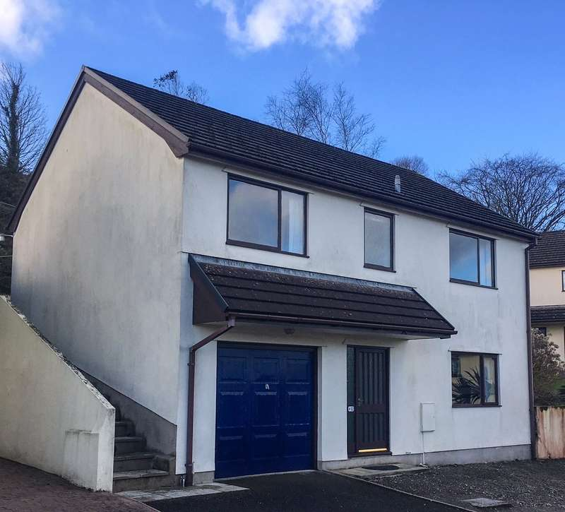 3 Bedrooms Detached House for sale in Lawnswood, Saundersfoot, Pembrokeshire