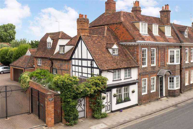 4 Bedrooms Semi Detached House for sale in New Street, Henley-on-Thames, Oxfordshire, RG9