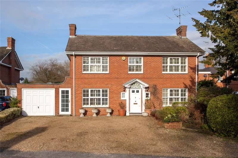 3 Bedrooms Link Detached House for sale in Leicester Close, Henley-on-Thames, Oxfordshire, RG9