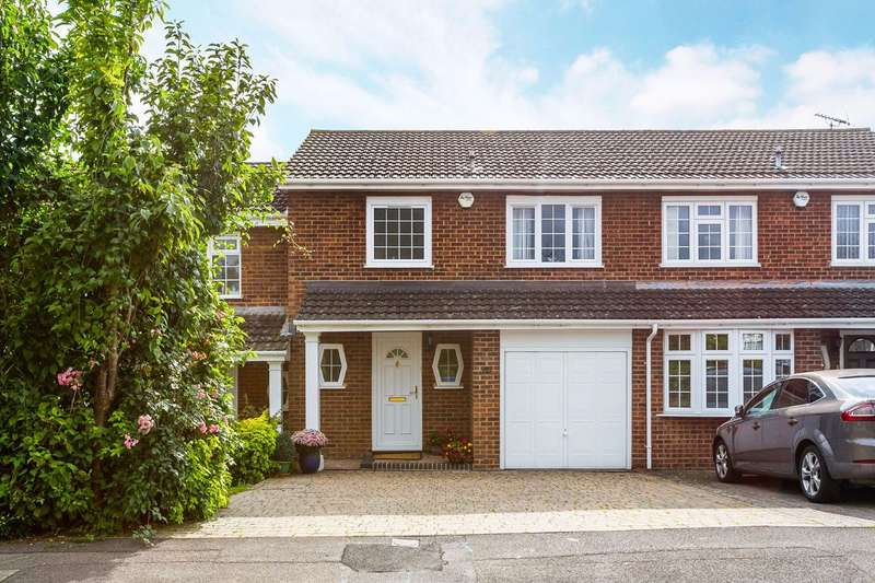 3 Bedrooms Terraced House for sale in Cranbrook Drive, Maidenhead, Berkshire