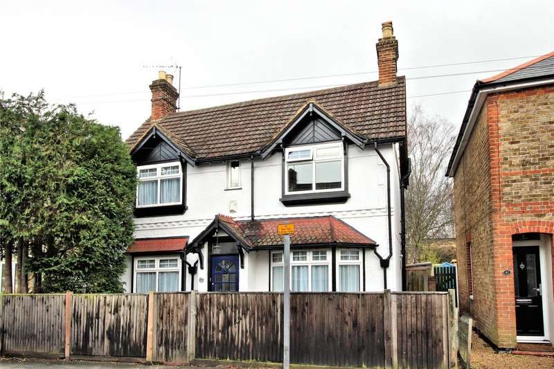 2 Bedrooms Detached House for sale in Arnold Road, Woking, Surrey, GU21