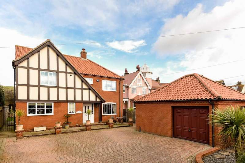 4 Bedrooms Detached House for sale in Nelson Road, Sheringham