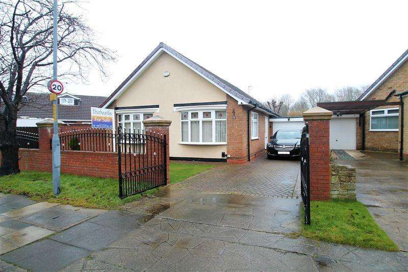 4 Bedrooms Detached Bungalow for sale in Fawcett Avenue Stainton