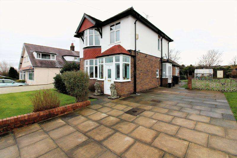 3 Bedrooms Detached House for sale in Garthorpe Avenue, Deeside