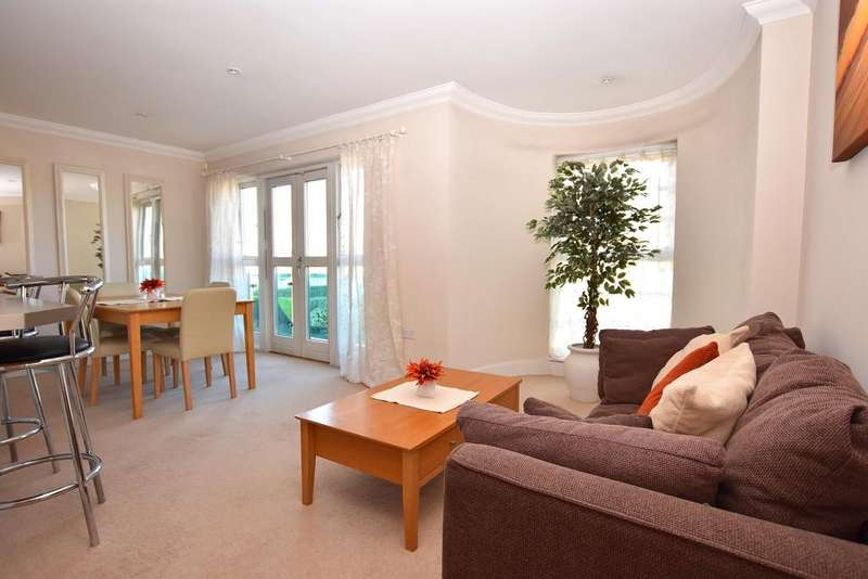 2 Bedrooms Apartment Flat for sale in Bluewater, Ferring