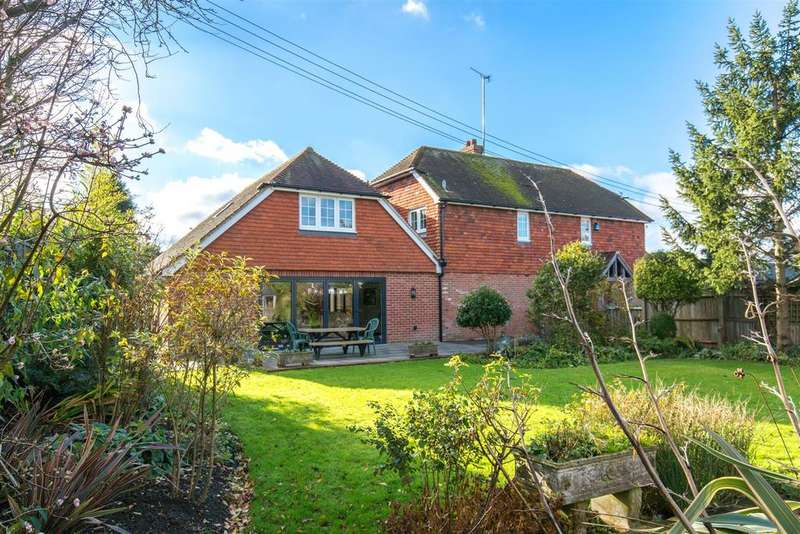 5 Bedrooms Detached House for sale in South Street, South Chailey