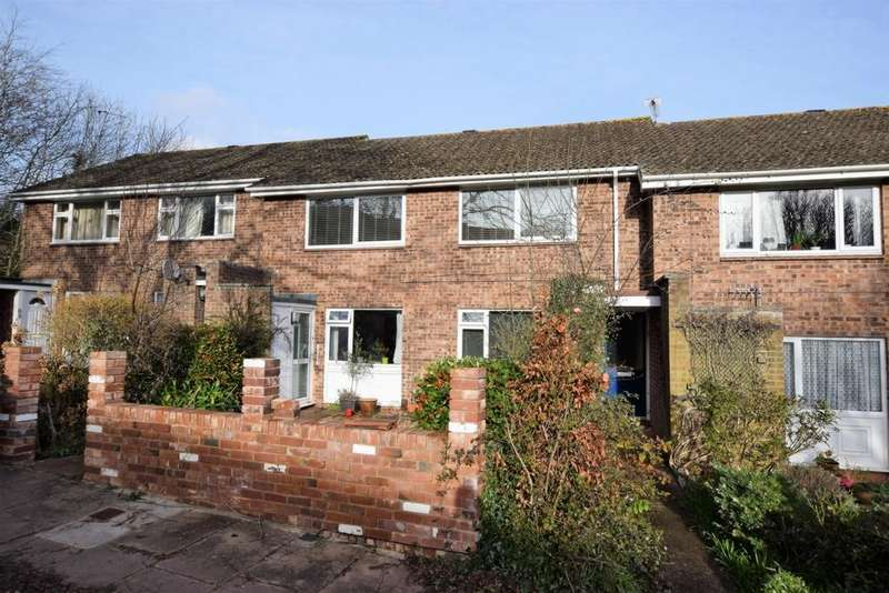 2 Bedrooms Flat for sale in Barley Farm Road, St.Thomas, EX4