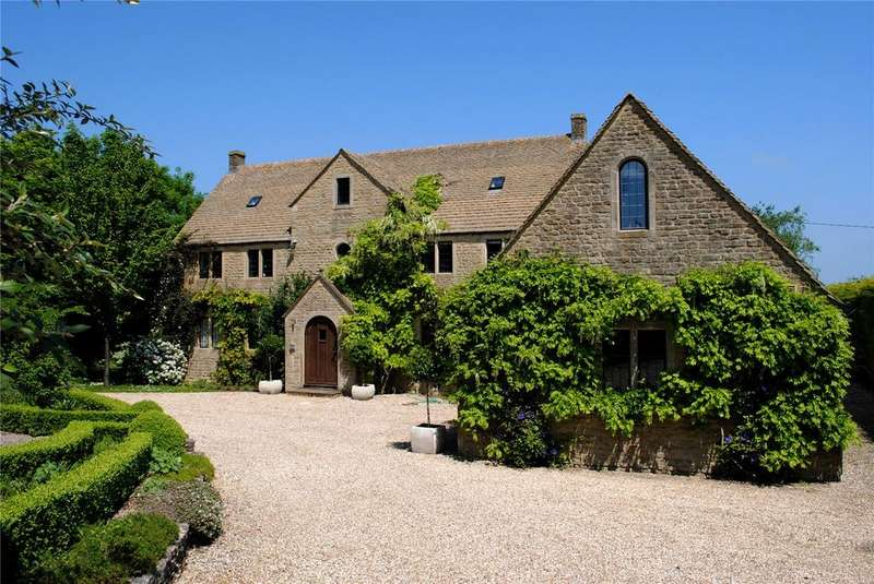 7 Bedrooms House for sale in Fields Road, Chedworth, Cheltenham, Gloucestershire