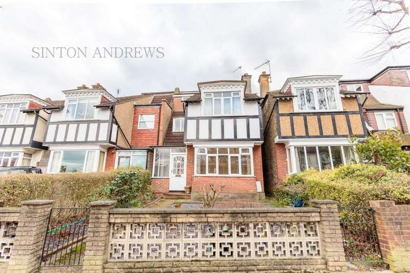 4 Bedrooms Semi Detached House for sale in Pitshanger Lane, Ealing, W5
