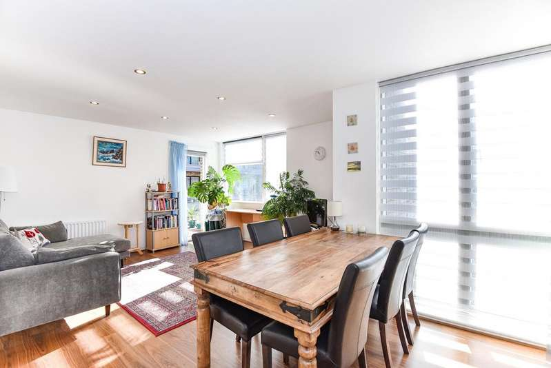 3 Bedrooms Flat for sale in Boyson Road Kennington SE17