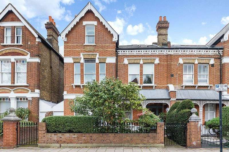 6 Bedrooms Semi Detached House for sale in Baskerville Road, Wandsworth, London, SW18