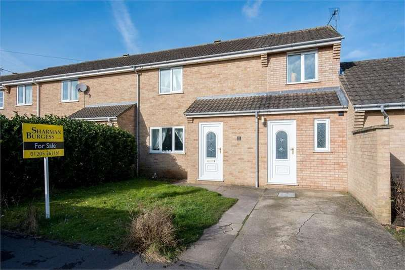 3 Bedrooms Detached House for sale in Highgrove Crescent, Boston, Lincolnshire