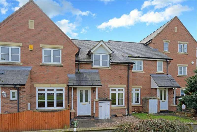 2 Bedrooms Terraced House for sale in St Michaels Gate, Shrewsbury, Shropshire