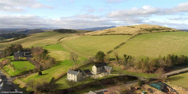 Plot Commercial for sale in Glanton, Alnwick, Northumberland