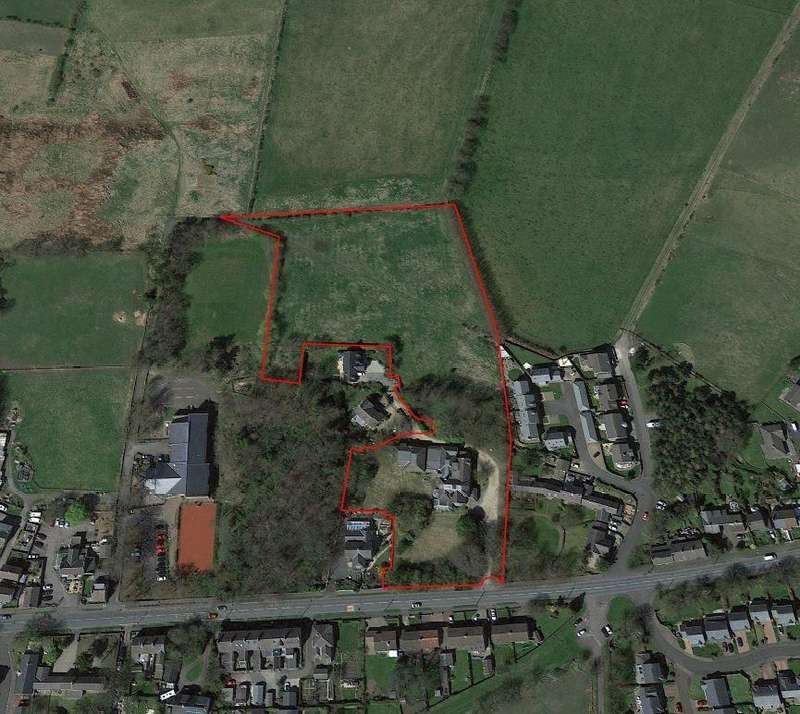 Plot Commercial for sale in Manor Road, Consett, County Durham