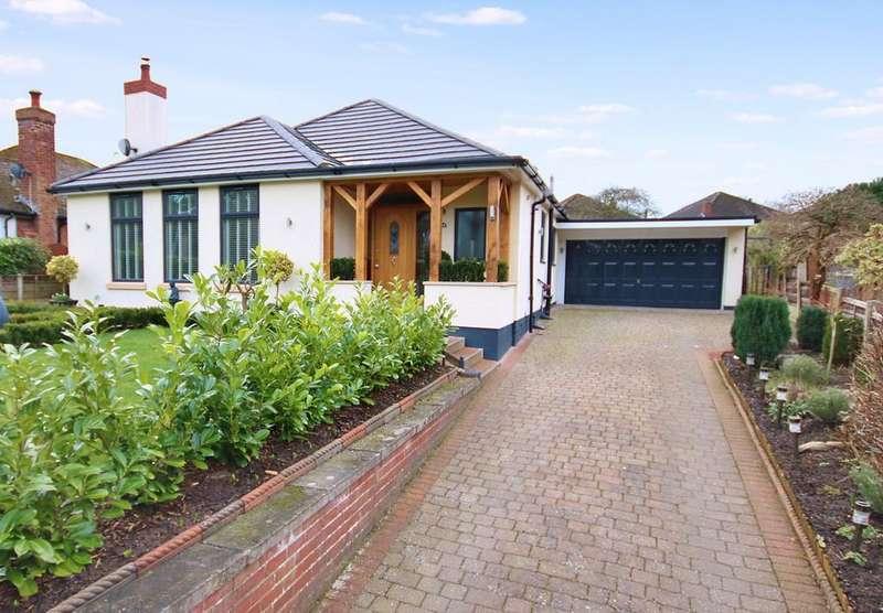 3 Bedrooms Detached Bungalow for sale in Stanneylands Road, Wilmslow