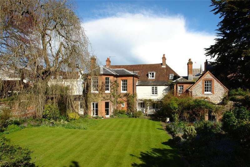 7 Bedrooms Detached House for sale in St. Thomas Street, Winchester, Hampshire