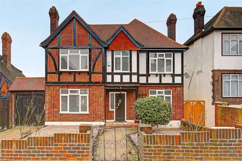 4 Bedrooms House for rent in Belltrees Grove, London, SW16