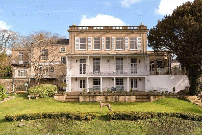 8 Bedrooms Detached House for sale in Kelston Road, Bath, BA1
