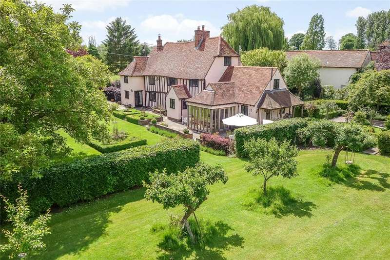 4 Bedrooms House for sale in Onslow Green, Dunmow, Essex