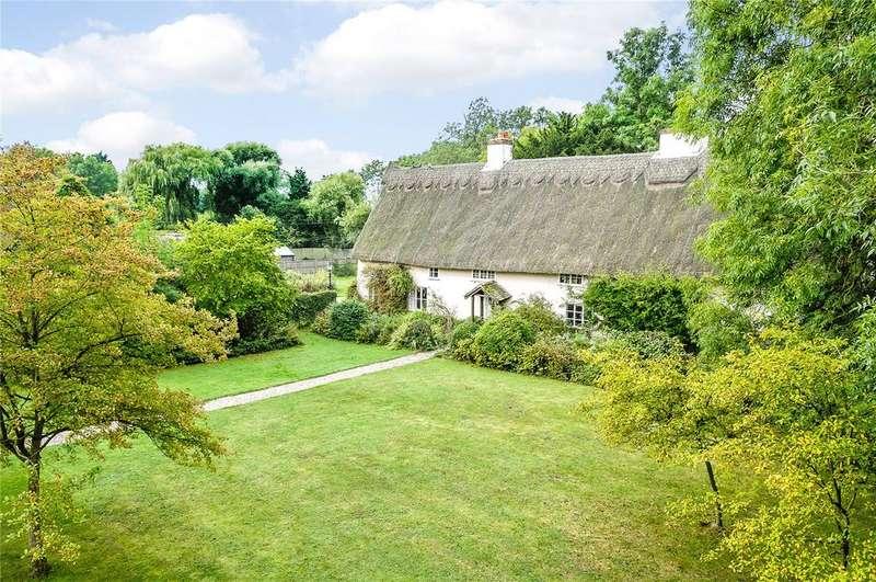 3 Bedrooms Detached House for sale in Blacksmiths Green, Wetheringsett, Stowmarket, Suffolk