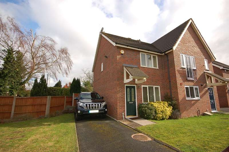 2 Bedrooms Semi Detached House for rent in 1 The Sutherlands, Muxton, Telford, TF2