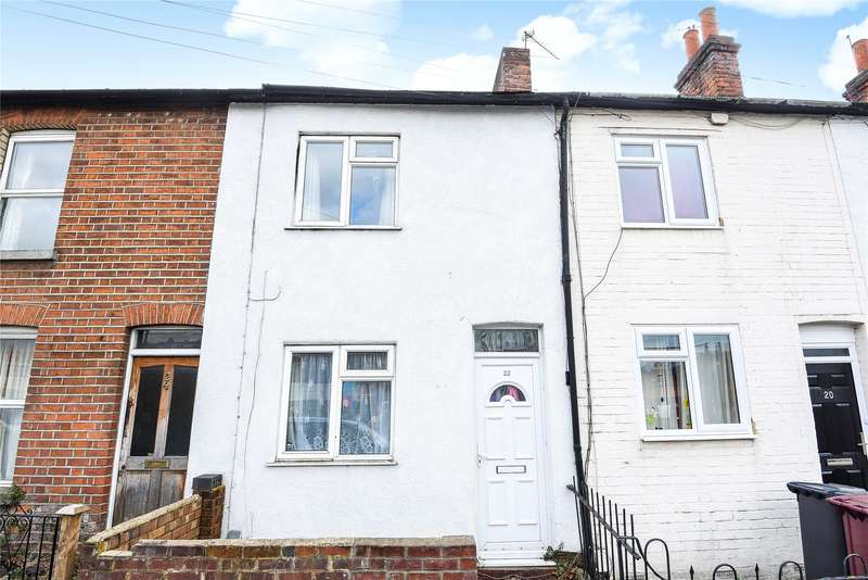 2 Bedrooms Terraced House for sale in Pell Street, Reading, Berkshire, RG1