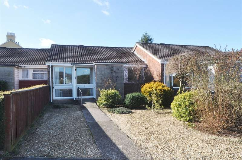 2 Bedrooms Terraced Bungalow for sale in Millers Way, Honiton, Devon, EX14