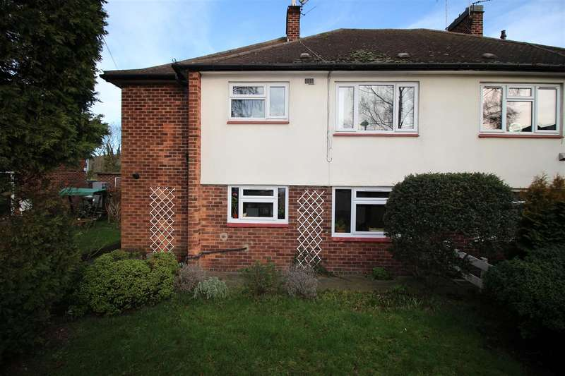 2 Bedrooms Flat for sale in Hanley Avenue, Bramcote, Nottingham