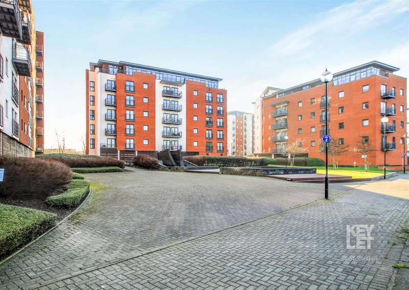 1 Bedroom Apartment Flat for sale in The Water Quarter, Galleon Way, Cardiff Bay