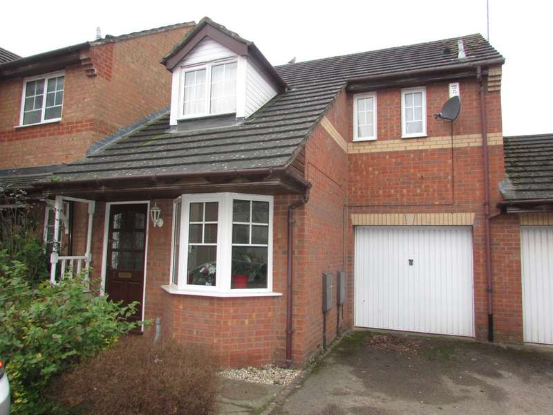 3 Bedrooms Semi Detached House for sale in Waterloo Drive, Banbury OX16