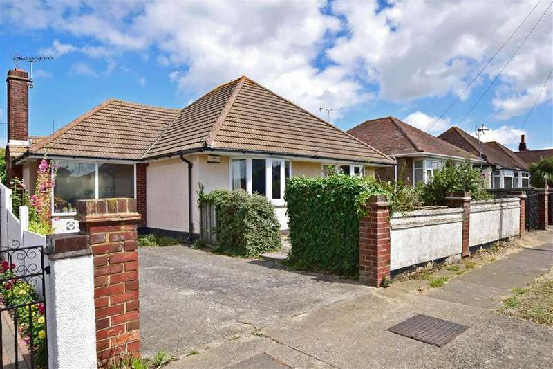 3 Bedrooms Detached Bungalow for sale in Sandown Drive, Herne Bay, Kent