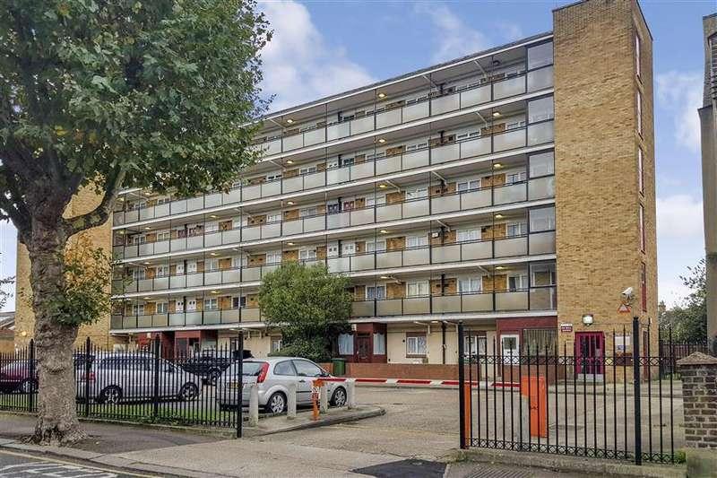 1 Bedroom Flat for sale in Milton Avenue, East Ham, London