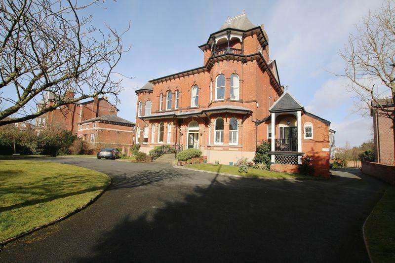 2 Bedrooms Apartment Flat for sale in Apartment 3, Shoreswood Court, Park Crescent, Southport