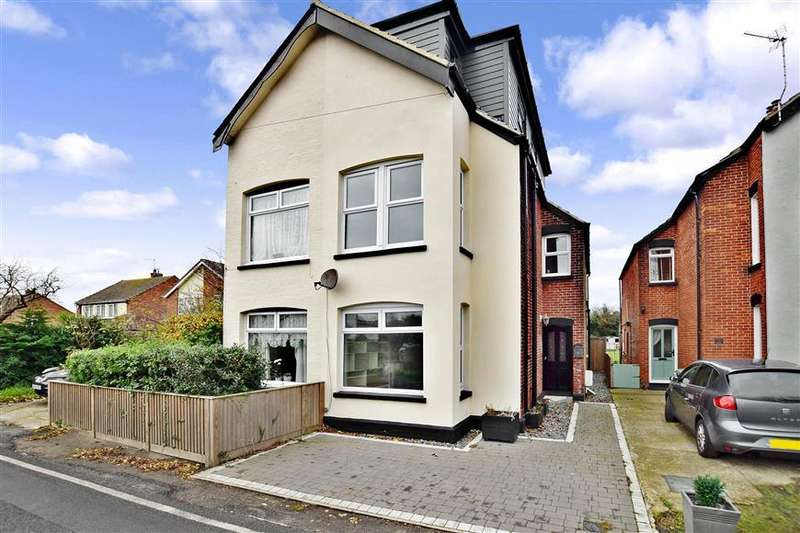 4 Bedrooms Semi Detached House for sale in Mill Lane, Herne Bay, Kent