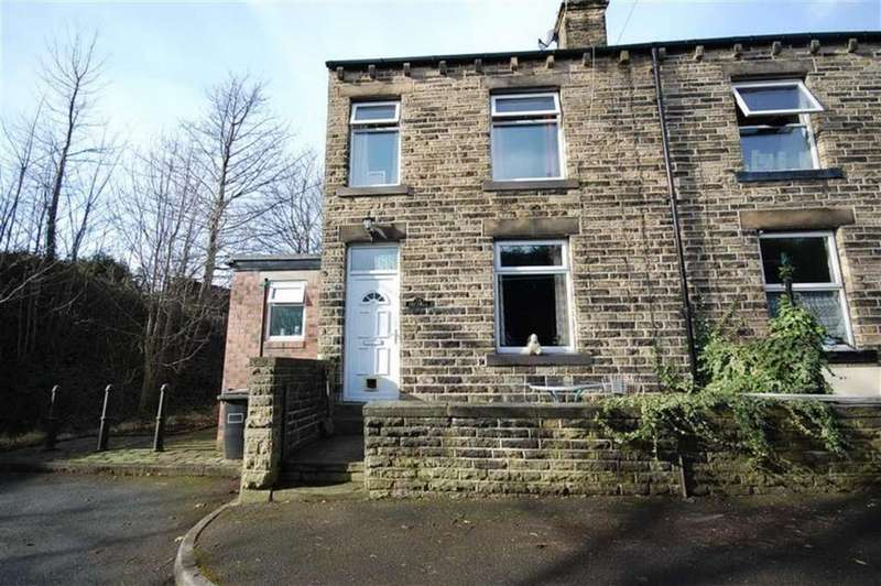 2 Bedrooms End Of Terrace House for sale in Albert Street, Off Union Road, Liversedge, West Yorkshire, WF15