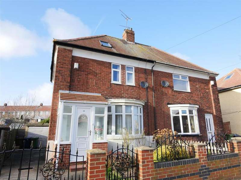 3 Bedrooms Semi Detached House for sale in Fordfield Road, Ford Estate, Sunderland