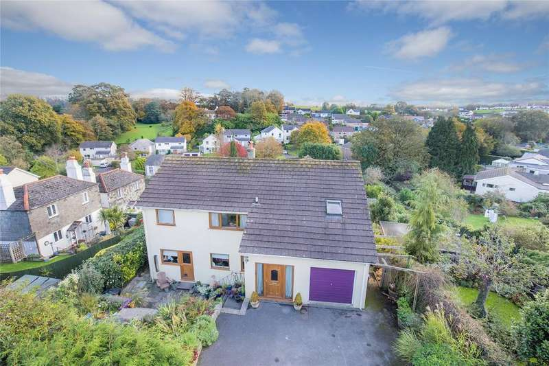 4 Bedrooms Detached House for sale in Village Road, Marldon, Paignton, TQ3