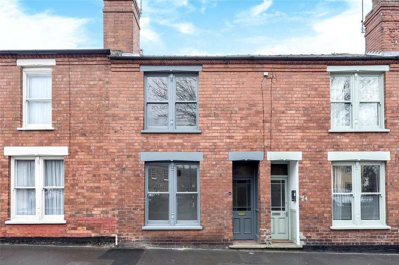 3 Bedrooms Terraced House for sale in Union Road, Lincoln, LN1