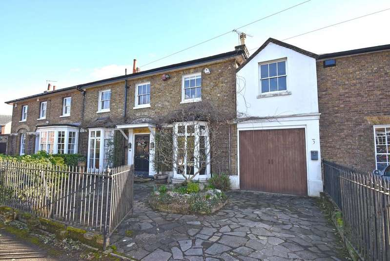 5 Bedrooms Terraced House for sale in Churchfield Path, Cheshunt EN8