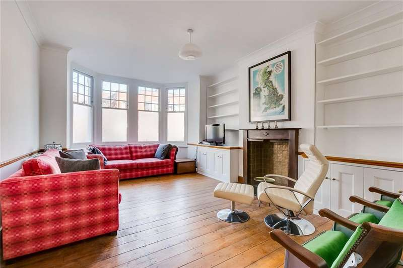3 Bedrooms Flat for sale in Fairlawn Avenue, Chiswick, London