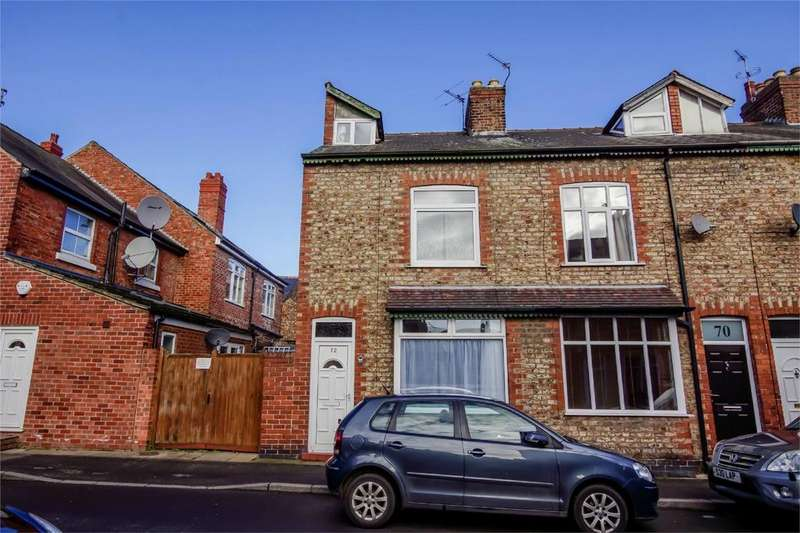 3 Bedrooms Detached House for rent in 72 Westwood Terrace, SouthBank, York