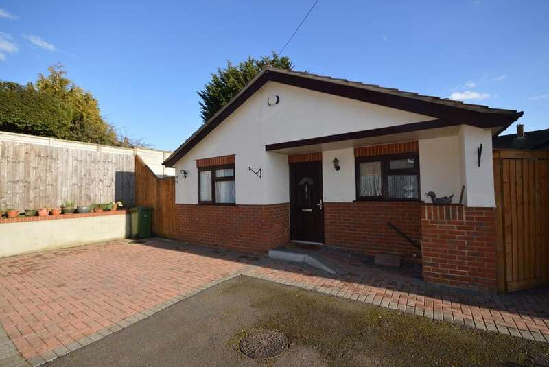 2 Bedrooms Detached Bungalow for sale in Hardy Court, Penrith Road, Harold Hill, Romford, RM3