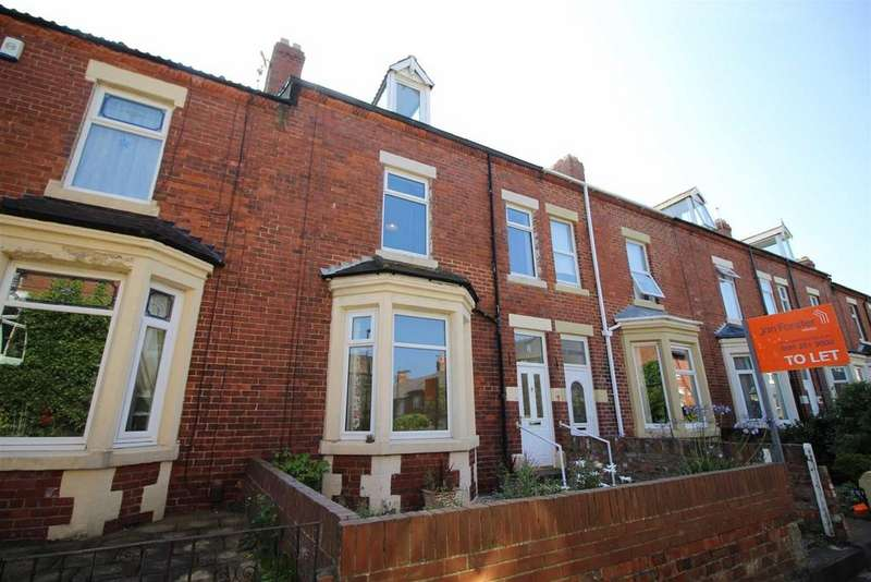 4 Bedrooms Terraced House for rent in Styan Avenue, Whitley Bay
