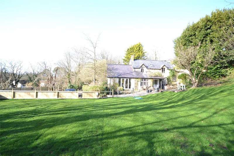 4 Bedrooms Detached House for sale in St. Fagans, Cardiff, CF5