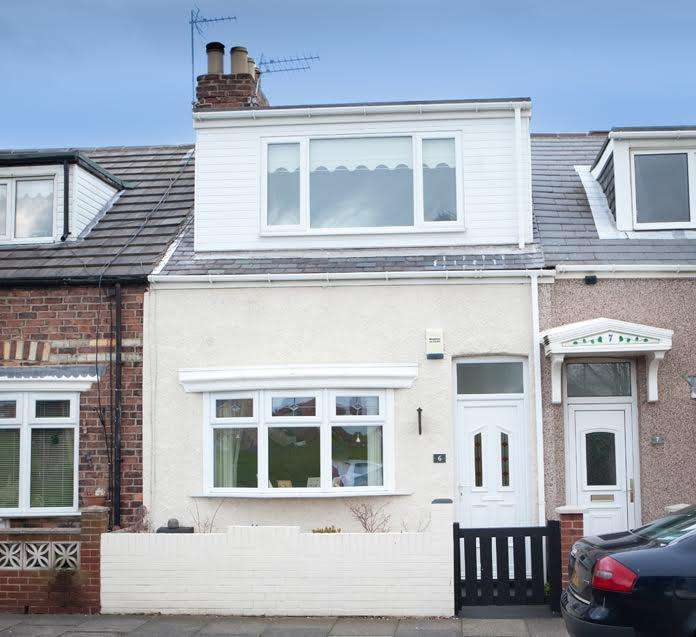 2 Bedrooms Cottage House for sale in Scotland Street, Ryhope, Sunderland