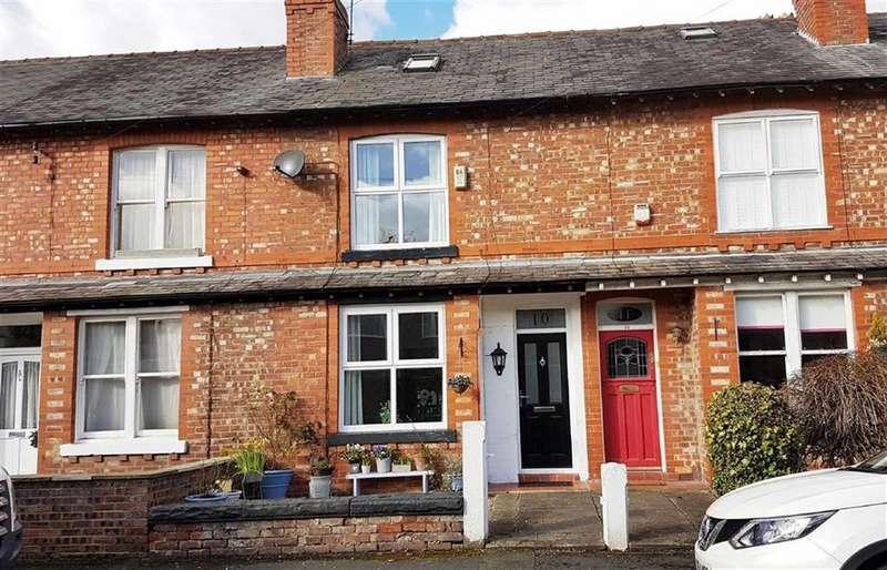 2 Bedrooms Terraced House for sale in Lacey Avenue, Wilmslow