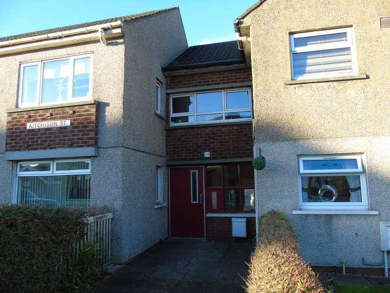 1 Bedroom Flat for sale in Aitchison Street, Town Centre, Airdrie