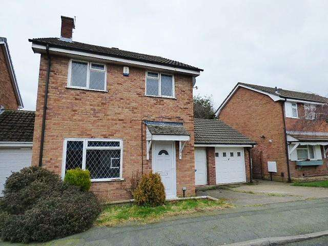 3 Bedrooms Detached House for sale in Hatchmere Close, Warrington