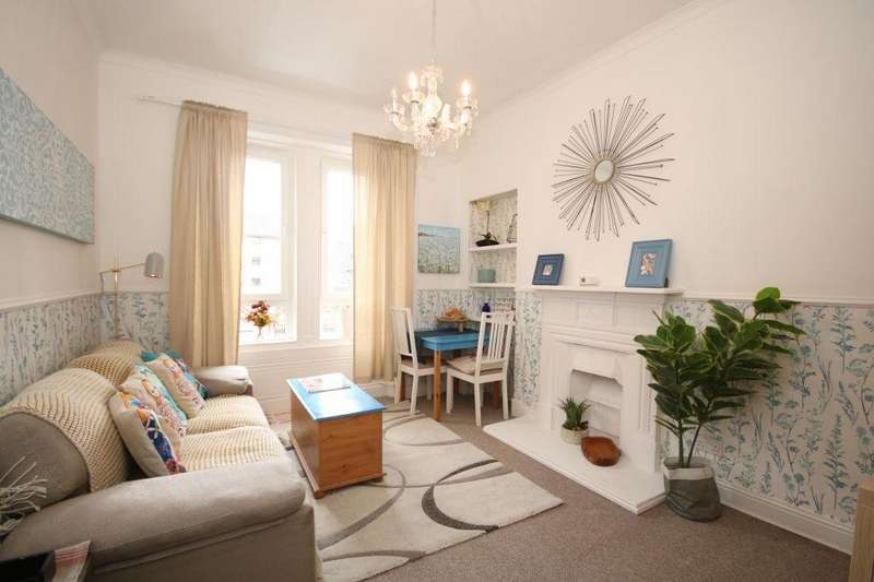 1 Bedroom Flat for sale in 1/3, 997, Crow Road, Anniesland, Glasgow, G13 1JP